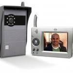 Elro VD35W  Interphone Video numérique sans fil