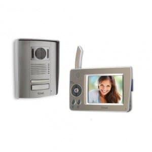 visiophone sans fil portier video sans fil guide complet. Black Bedroom Furniture Sets. Home Design Ideas