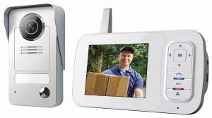 portier-video sans fil smartwares