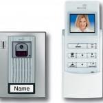 Zublin interpohne portier vidéo sans fil