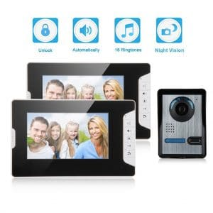 interphone video floureon
