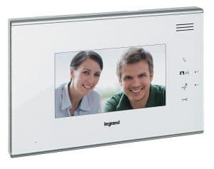interphone video legrand leg369200