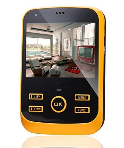 Comparatif interphone video sans fil visiophone sans fil for Comparatif moniteur