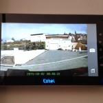 Portier video sans fil Extel memo 2