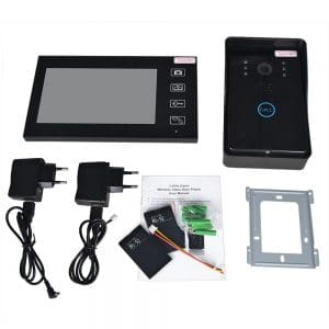 "Comment installer visiophone ieGeek 7 "" 2,4 GHz"