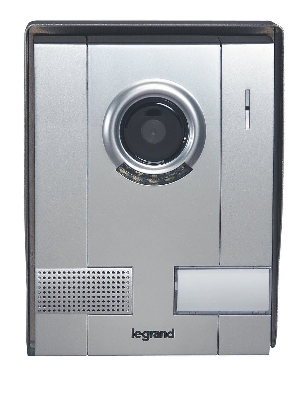 test portier video sans fil legrand leg369100. Black Bedroom Furniture Sets. Home Design Ideas