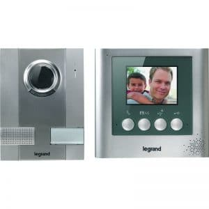 kit portier video Legrand 3,5 pouces