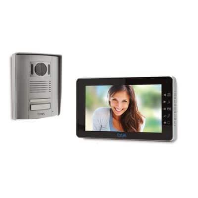 Extel 720257 : la sécurité à domicile avec un visiophone